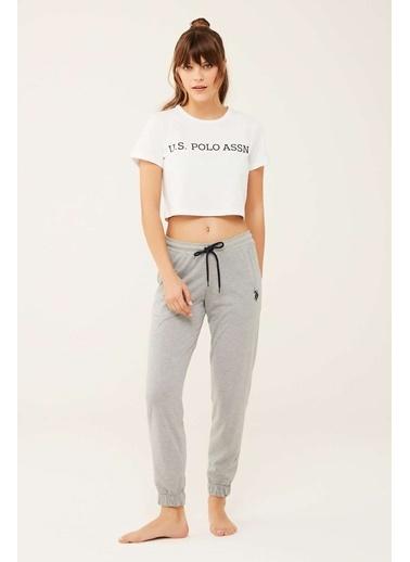 U.S. Polo Assn. Pijama altı Gri